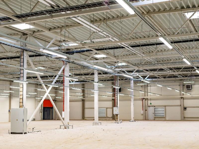 éclairage pour votre d'entrepôt à Saint-Ouen-l'Aumône | RESTOR